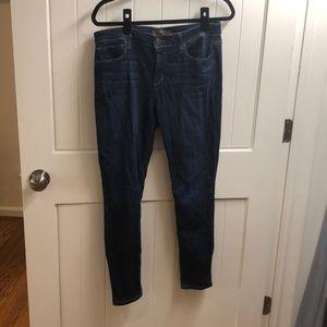 Joe's Jeans, size 31, skinny ankle jean w/ stretch